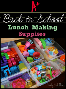 A collection of the BEST school lunch ideas for every family. Easy, healthy, allergy-conscious and gluten free, and more! From TheGraciousWife.com