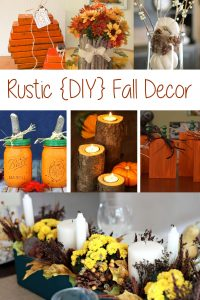 Diy Autumn Decorations Cute Country And Rustic Fall Ideas For Your Home