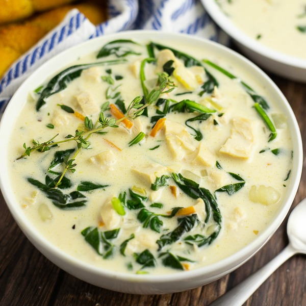 Copycat Olive Garden Chicken Gnocchi Soup Recipe The Gracious Wife