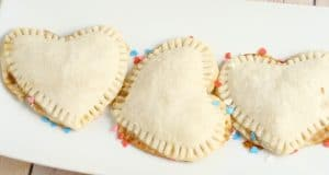 mini heart pies valentines recipe fb