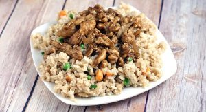 Easy Chicken Teriyaki fb