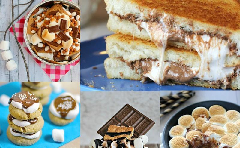 37 smores dessert recipes the gracious wife for Gracious home promo code