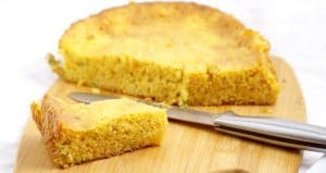 Crockpot Southwest Cornbread recipe spices up an old favorite with a spicy-sweet combo of cornbread, honey, and green chiles with gooey melted cheese. Serve with your favorite chili recipe!  Oh my! I love the spicy-sweet combo, and I especially love that you cook it in the slow cooker!