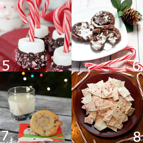 peppermint christmas dessert recipes peppermint is a pretty delicious and versatile part of - Easy Christmas Desserts