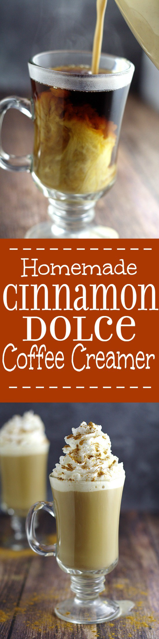 Homemade Cinnamon Dolce Coffee Creamer  The Gracious Wife-6119