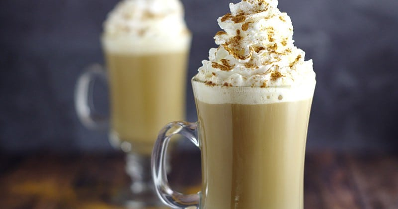 Homemade Coffee Creamer Recipes. Homemade Cinnamon Dolce Coffee Creamer recipe is a sinful and decadent combination of caramel, cream, and cinnamon, making your coffee amazing! Perfect! Cinnamon dolce is my absolute favorite latte at Starbucks!