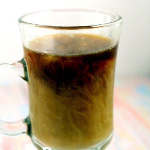 Homemade Vanilla Coffee Creamer | The