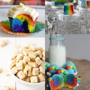 32 Rainbow Recipes