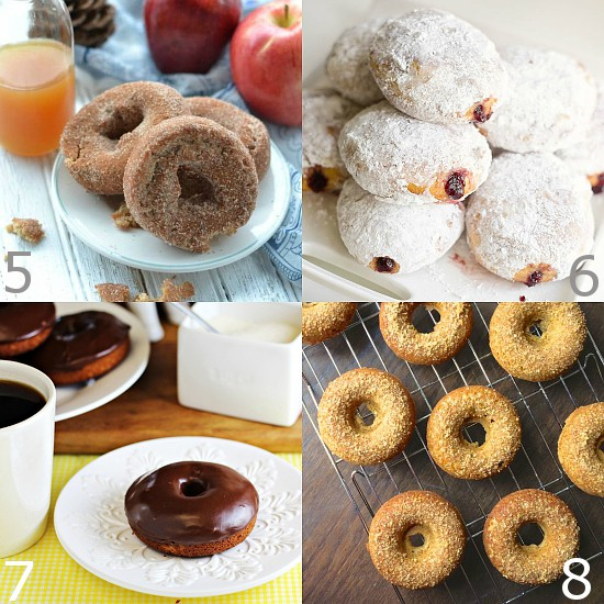 60 Homemade Donut Recipes perfect for an easy and delicious breakfast.  If you're a donut lover, then you will absolutely LOVE these scrumptious Homemade Donut Recipes. Something for everyone: glazed or frosted, baked or fried!