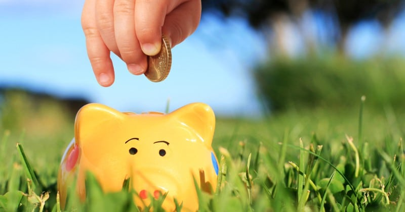 Teaching kids about money when they're young will have a huge effect on their money management later in life. Start them off on the right foot with these 7 Tips for Teaching a Preschooler about Money. | parenting | kids | preschoolers