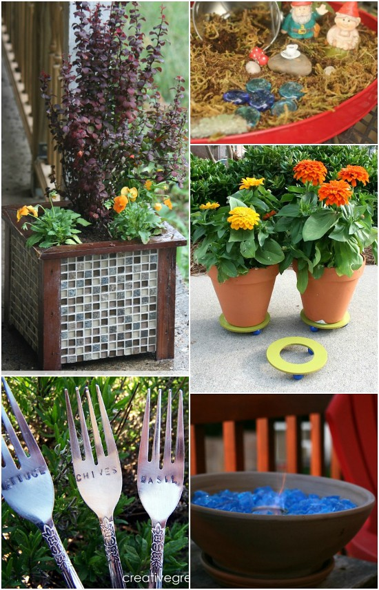 Summer DIY Backyard Projects   32 Frugal, Fun, And Easy DIY Backyard  Projects For