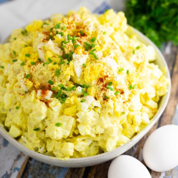 Recipe For Egg Potato Salad