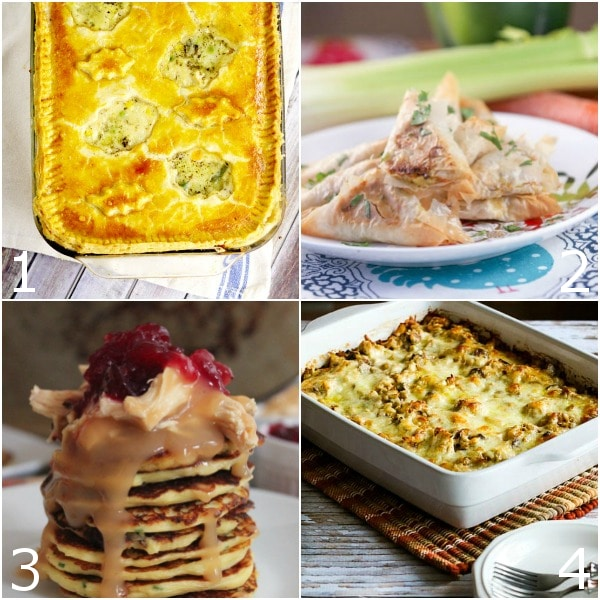 40 Leftover Turkey Recipes to use up your Thanksgiving leftovers - Try these 40 amazing, delicious leftover turkey recipes to use up your leftover turkey from the holidays. Soups, stews, casseroles, and more. Find your new favorite way to eat leftovers here!