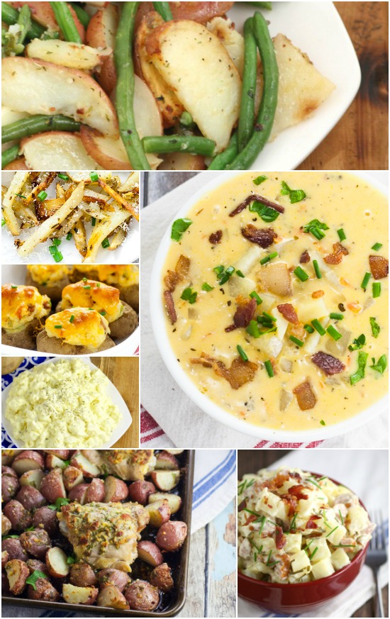 11 Cheap Meals with Potatoes - You can save money by making some frugal meals to stretch your food and your money with these 11 yummy and filling Cheap Meals to Make with Potatoes. Frugal living and saving money with these frugal meals with potatoes. They're sooo good too!