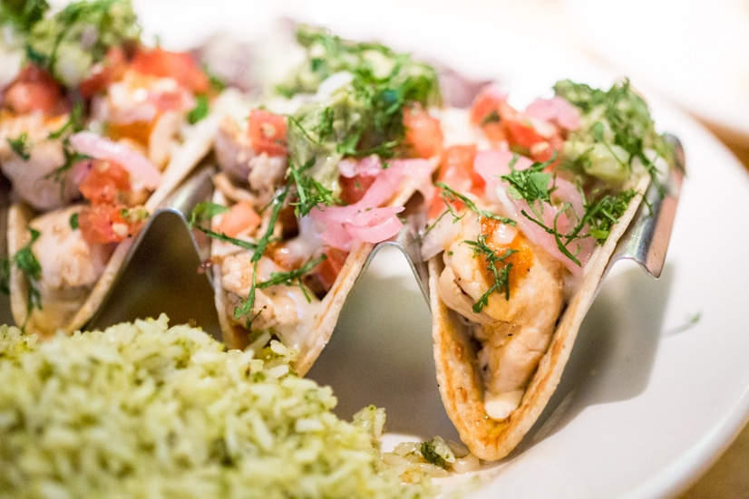 Chicken Baja Tacos - Whether you've loved The Cheesecake Factory restaurant your whole life or found them as a recent passion, here are five reasons to love The Cheesecake Factory Even More! If you thought their menu, food, recipes, and especially avocado egg rolls were good, just wait until you hear this!